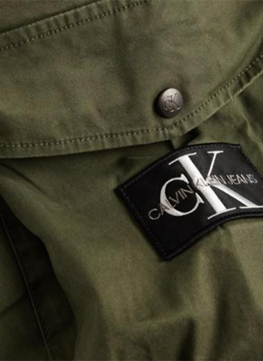 Calvin Klein Pantolon Haki